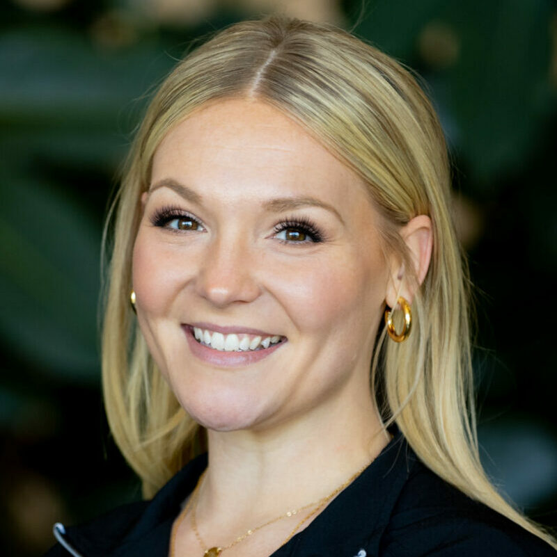 Bethanie, the marketing manager at Chaffin Dental Care